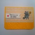 handgemachte Karte Muttertag