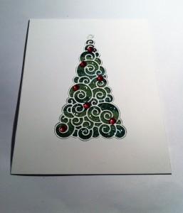 weihnachtsbaum bling
