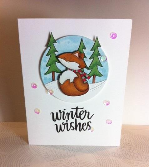 Weihnachtskarte 2015