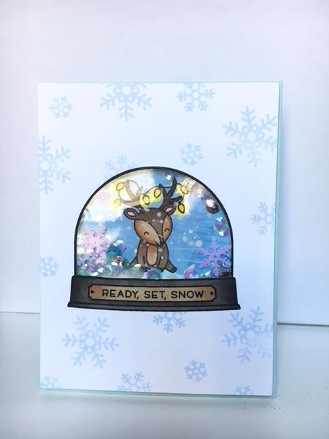 Shaker deer