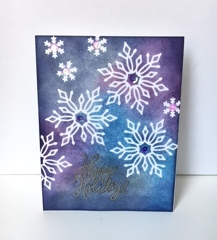 Winter Cards 4