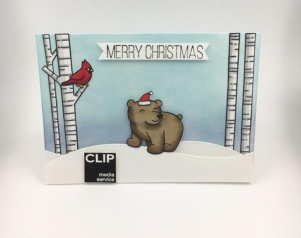Clip Bear
